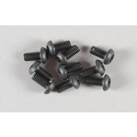FG 06925/16 Pan-Head Trox Screws M4x14, 10pcs.