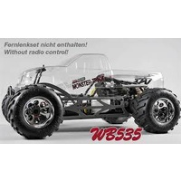 FG23050 2WD Monster Truck Clear ARTR