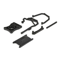 LOS251021 Losi DBXL Engine Mount/Guard Set.